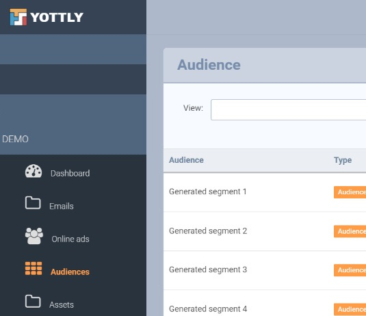 YOTTLY - audience